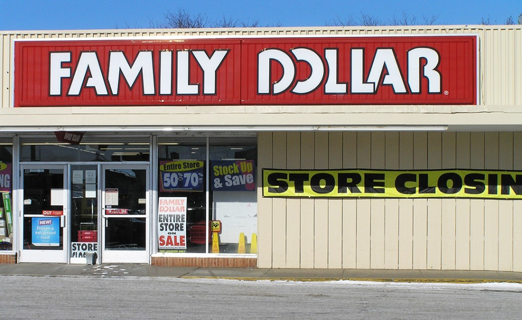 Brookings Register | Family Dollar closing doors