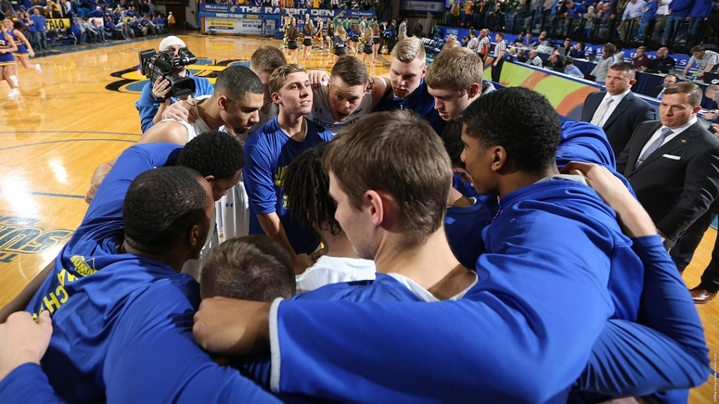 Jackrabbits Draw Fifth-seeded Ohio