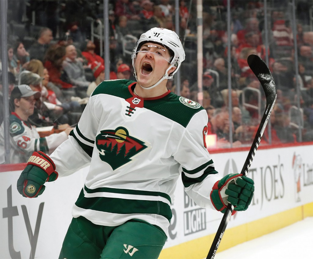 Wild vs. Red Wings - Game Recap - 28 February 2020