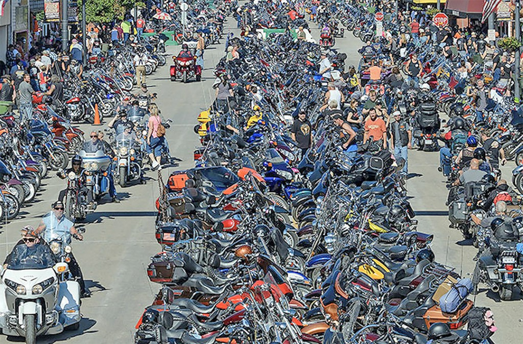 Sturgis Motorcycle Rally will go on as scheduled this